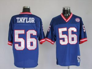 New York Giants #56 Taylor Blue Jerseys