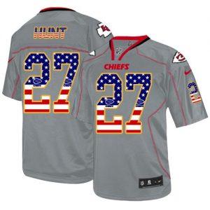 nike-chiefs-27-kareem-hunt-grey-mens-stitched-nfl-elite-usa-flag-fashion-jersey