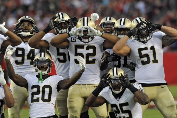 2684775fa An event New Orleans Saints jerseys wholesale worthy of fat tuesday ...